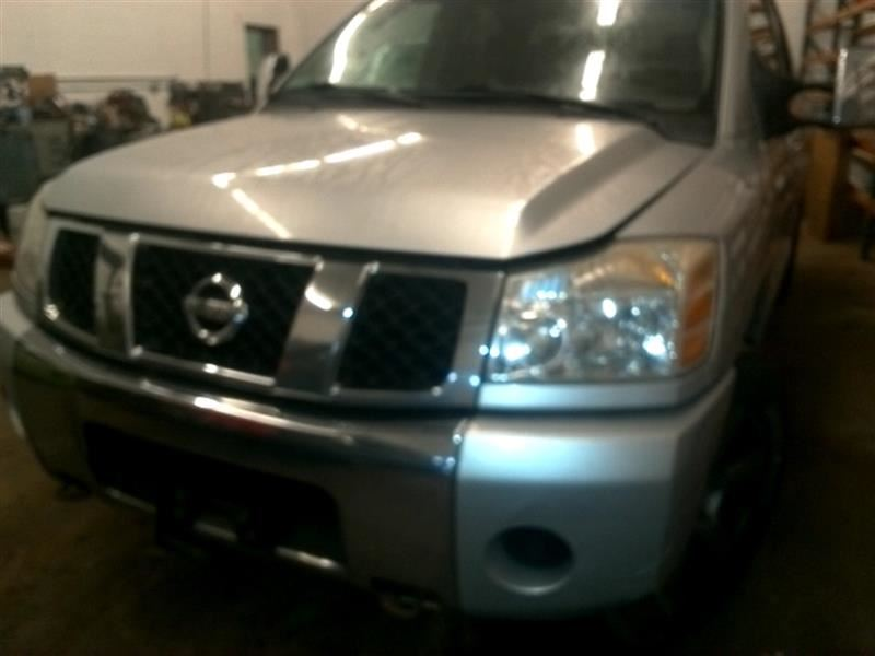 Nissan Titan Front Seat | Used Truck Parts