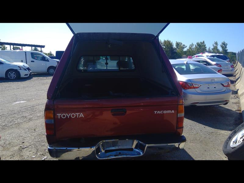 Toyota Tacoma Transmission   Used Auto Parts