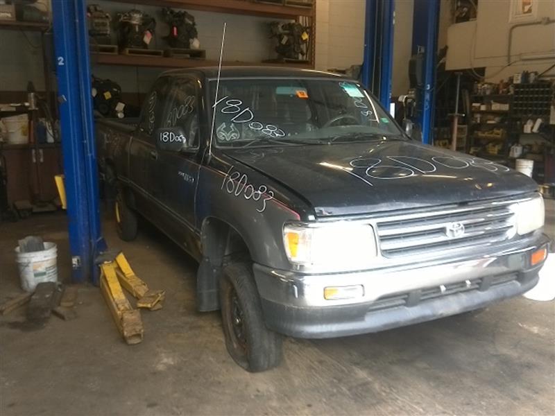 1996 toyota t100 front bumper