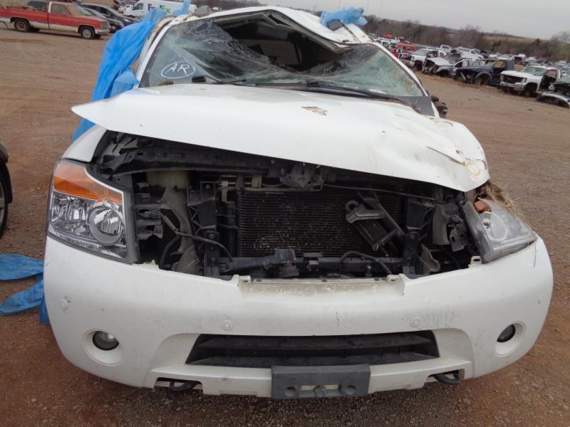Nissan Armada Front Bumper Assembly | Used Auto Parts