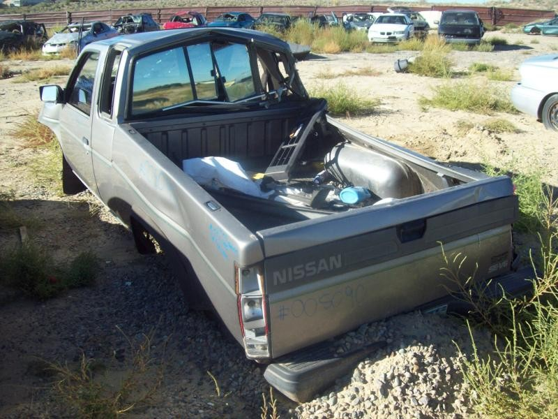 Nissan Pickup Quarter Glass | Used Truck Parts