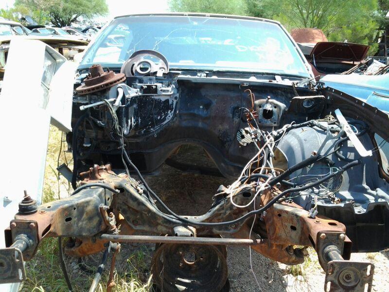 Oldsmobile Cutlass Frame | Used Car Parts