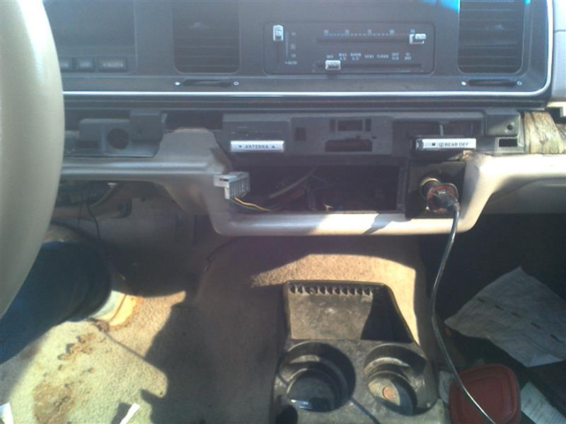 Ford Crown Victoria Steering Column | Used Car Parts