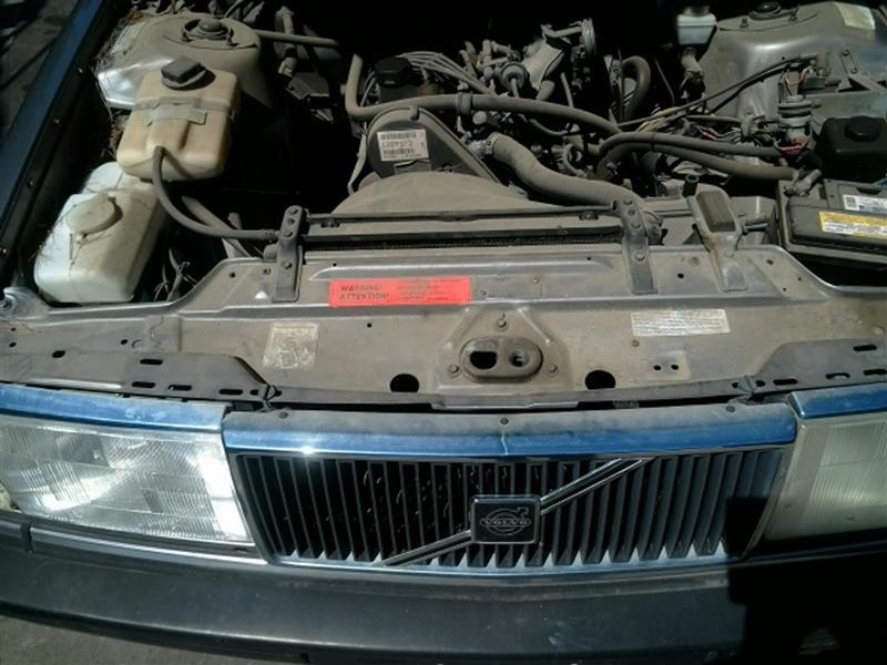 Volvo 240 Series Hood | Used Car Parts