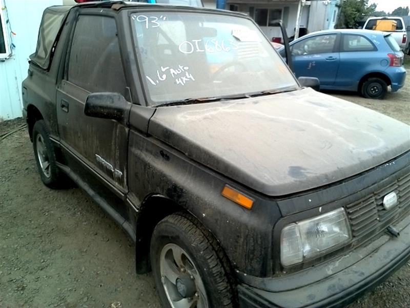 geo tracker engine assembly used suv parts Geo Tracker Tow Bar 12501 04