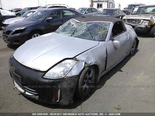 Nissan 350Z Front Bumper Assembly | Used Auto Parts