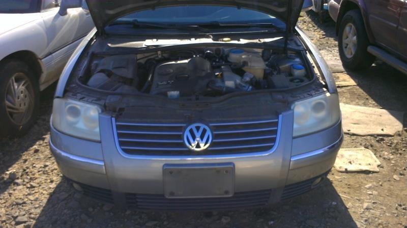 Volkswagen Passat Dash Panel Used Auto Parts