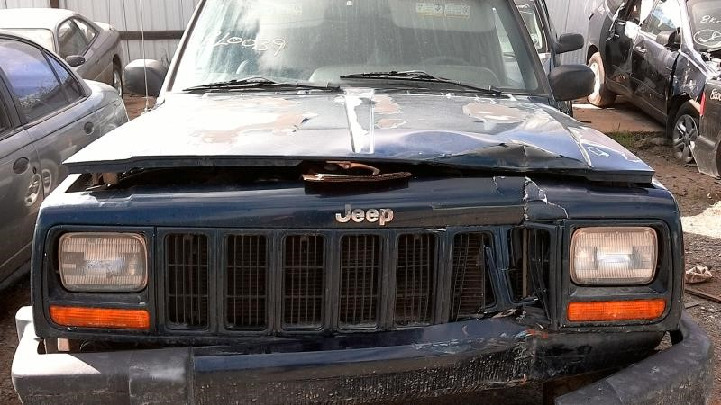 Jeep Cherokee Front Seat | Used SUV Parts
