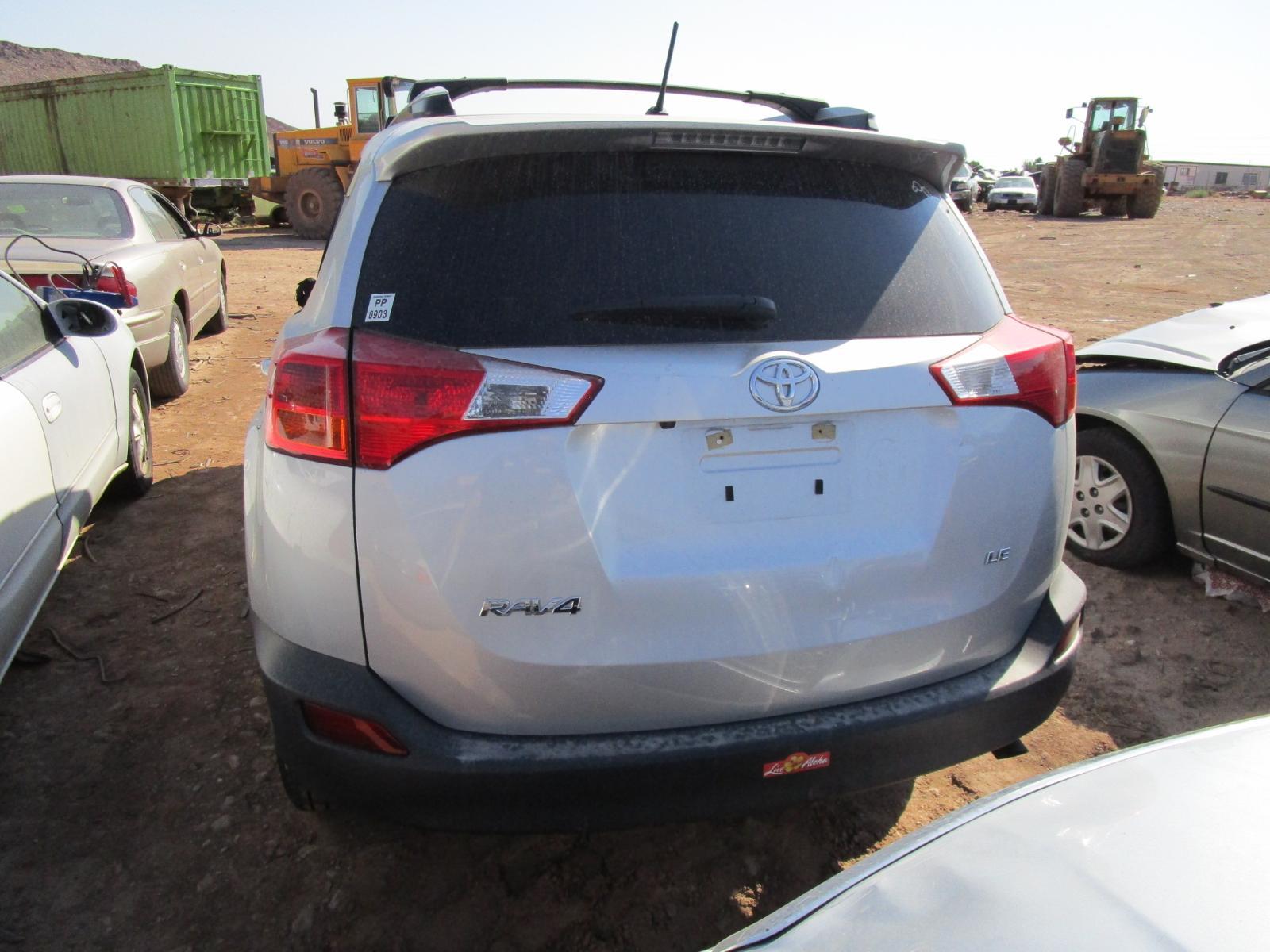 Toyota Rav4 Decklid Tailgate Used Suv Parts 2013 Fuse Box 2ad81192 F1b1 4787 82a9 3a53c193bc41