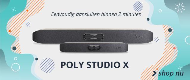 Poly Studio X