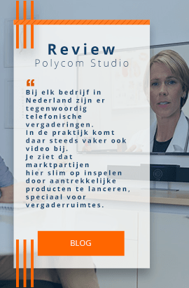 Review Polycom Studio