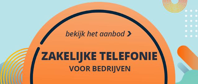 Zakelijke VoIP toestellen