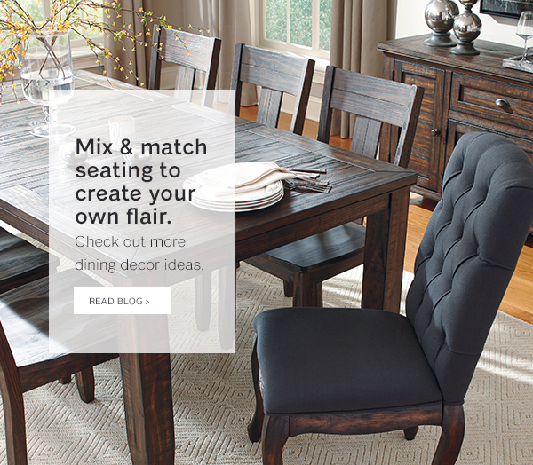 Mix Match To Your Heart S Content And Create Your Own Flair Ashley Homestore Email Archive