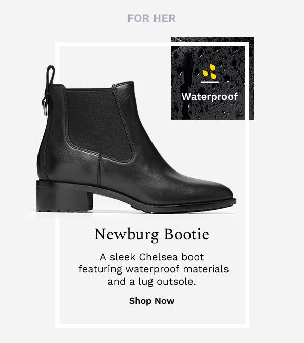 For her | Newburg Bootie | SHOP NOW