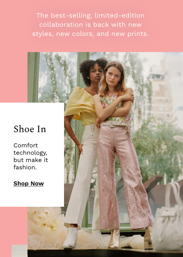 Shoe In | Shop Now