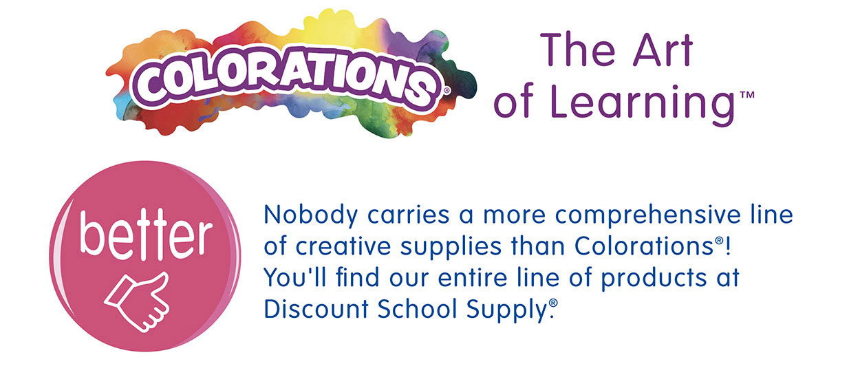 Colorations® The Art of Learning