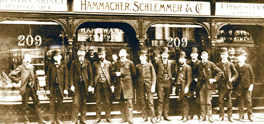 Hammacher Schlemmer New York Store