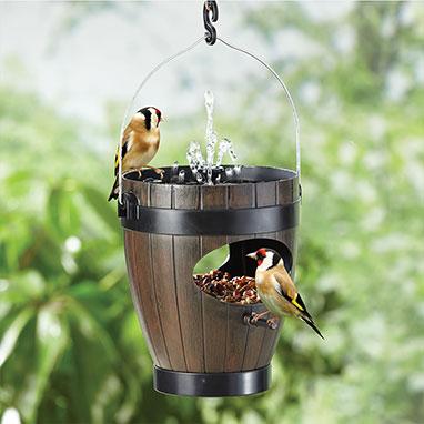 Spring Series: Bird Feeders