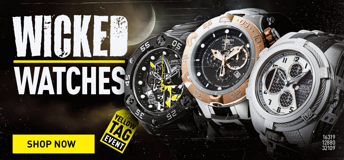 Wicked Watches.