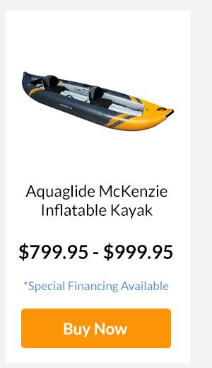 Aquaglide McKenzie Inflatable Kayak
