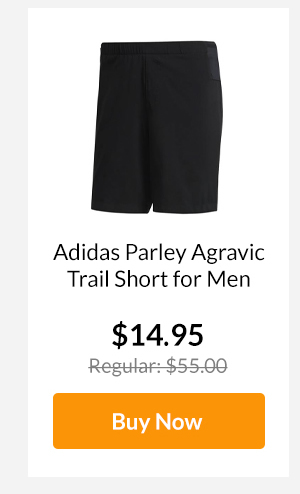 Adidas Parley Agravic Trail Short for Men