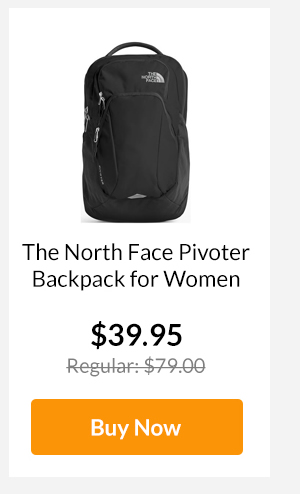 The North Face Pivoter Backpack for Women