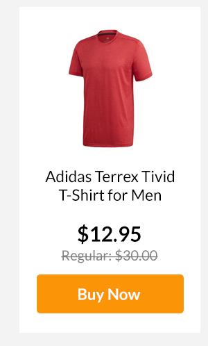 Adidas Terrex Tivid T-Shirt for Men