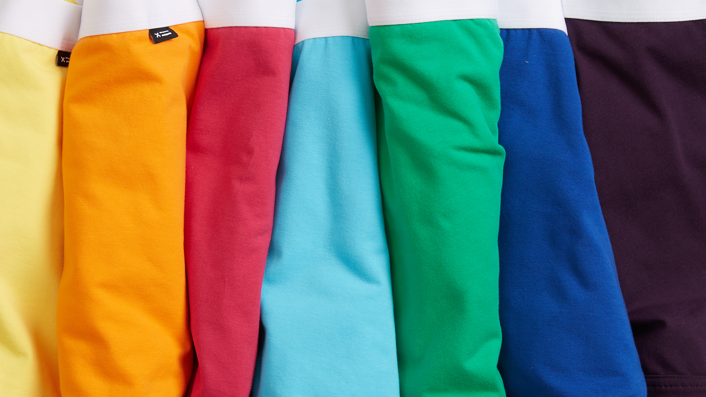 Colors of the rainbow 7 pack