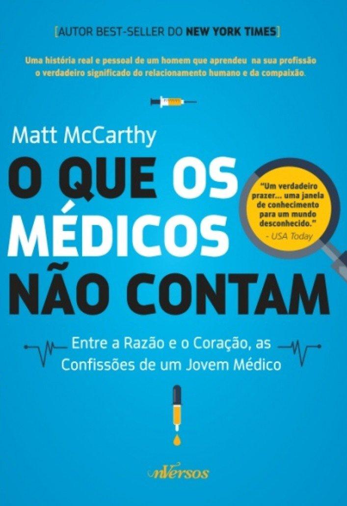livro de medicina o que os médicos não contam