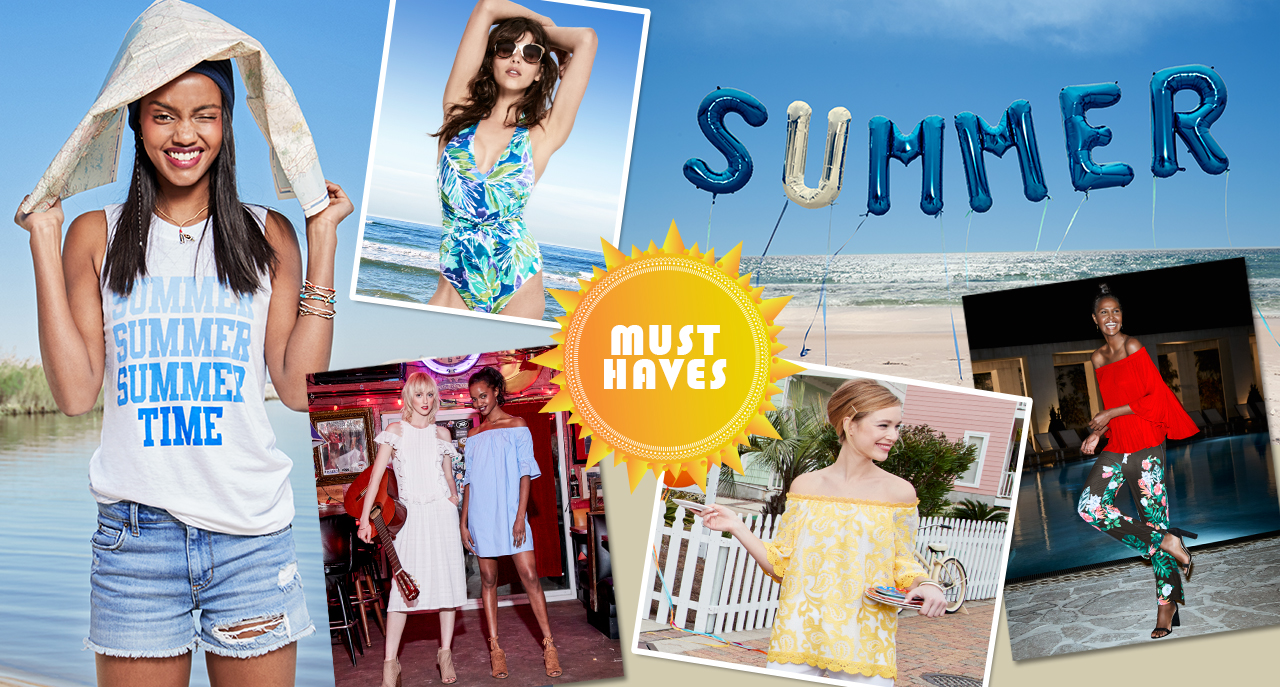 Womens Summer Fashion Trends for 2017 - Macy's