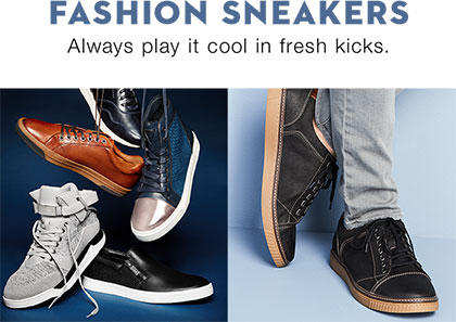 Fashion Sneakers
