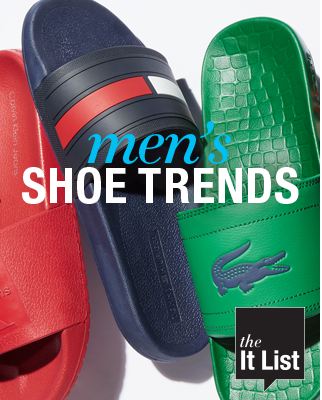 Men\s Shoe Trends