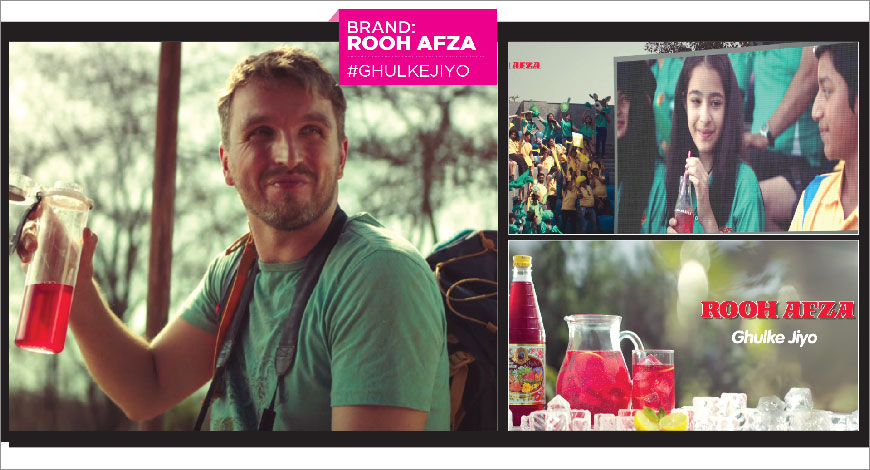 SHOWCASE OF THE  LATEST AD CAMPAIGNS
