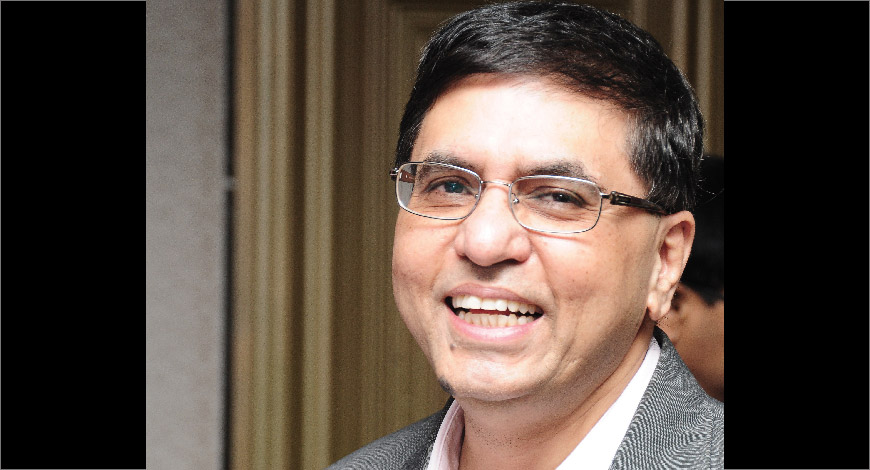 SANJIV MEHTA'S CLARION CALL FOR CHANGE IN A DIGITAL WORLD