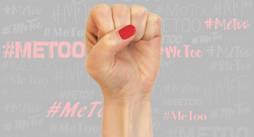 WILL COMPANIES FIGHT FOR #METOO SURVIVORS?