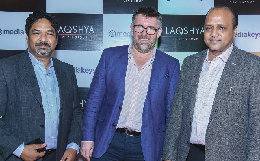 LAQSHYA HITS THE TARGET WITH STRATEGIC ALLIANCE