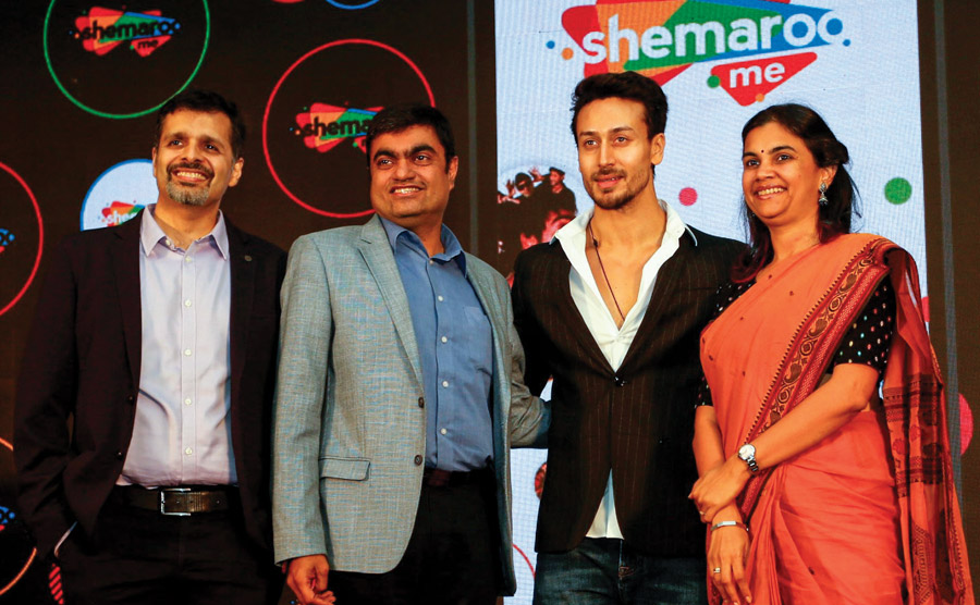 SHEMAROOME IS A BIG LEAP FOR US: HIREN GADA