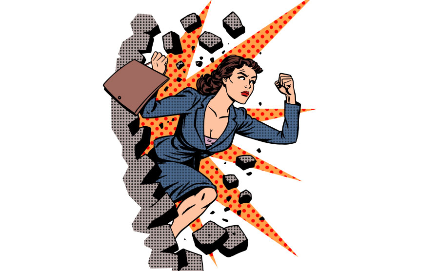HELPING WOMEN RISE: INTERNAL BARRIERS TO OUR OWN  SUCCESS