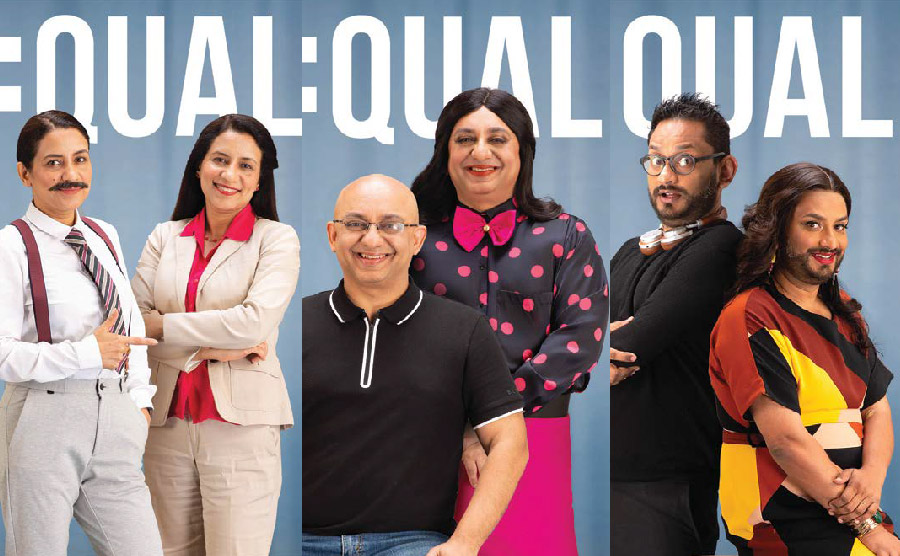 #ALLEQUAL PUBLICIS PROVES IT BELIEVES IN EQUAL PAY AND HOW!