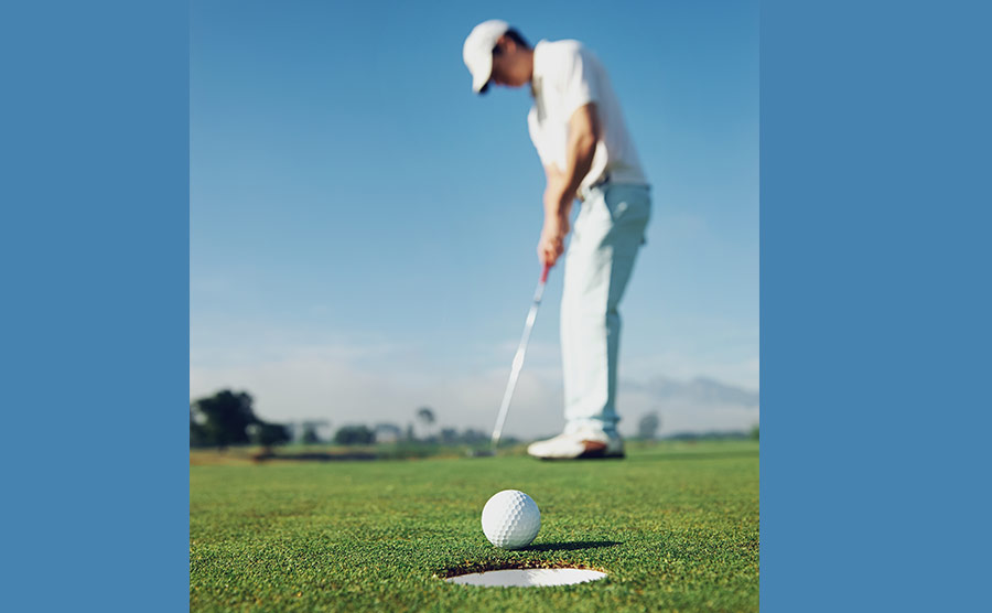 THE LEADERSHIP LESSONS I LEARNED FROM GOLF