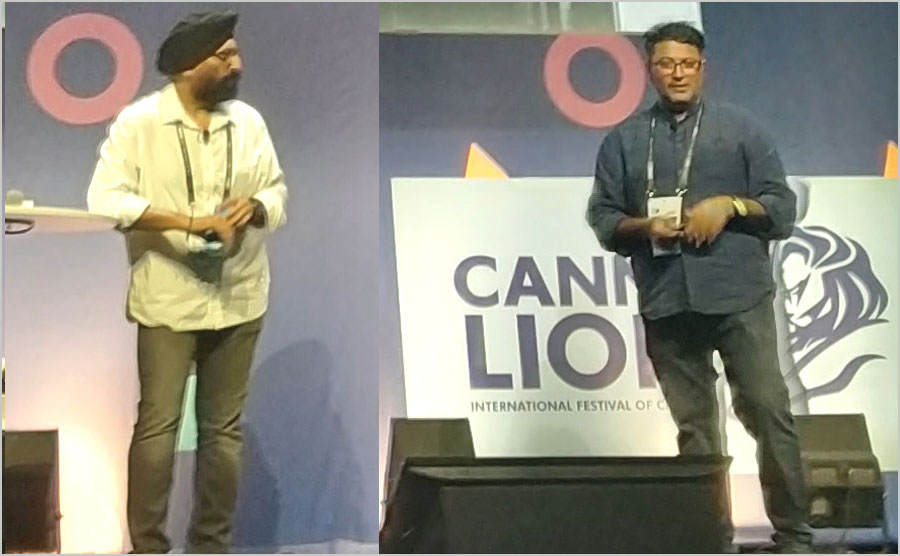 INDIAN ADMEN MAKE STRONG DISCUSSION POINTS @CANNES