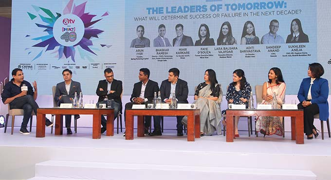 HOW DO YOUNG LEADERS WANT TO SHAPE THE INDUSTRY?
