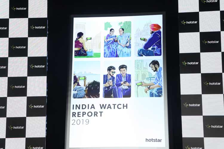 Hotstar unveils India Watch Report 2019, offers advertisers solutions for TV and digital