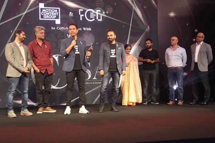 GroupM's Motion Content Group awards best short films and webseries