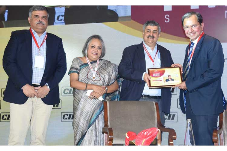 FMCG SECTOR SHOWING REVIVAL AFTER SIX QUARTERS: LEADERS AT CII FMCG SUMMIT