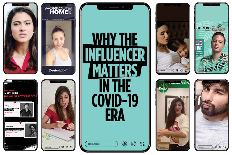 WHY THE INFLUENCER MATTERS IN THE COVID-19 ERA