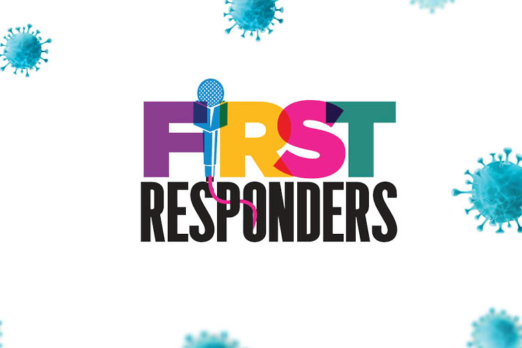 HERE'S TO THE FIRST RESPONDERS