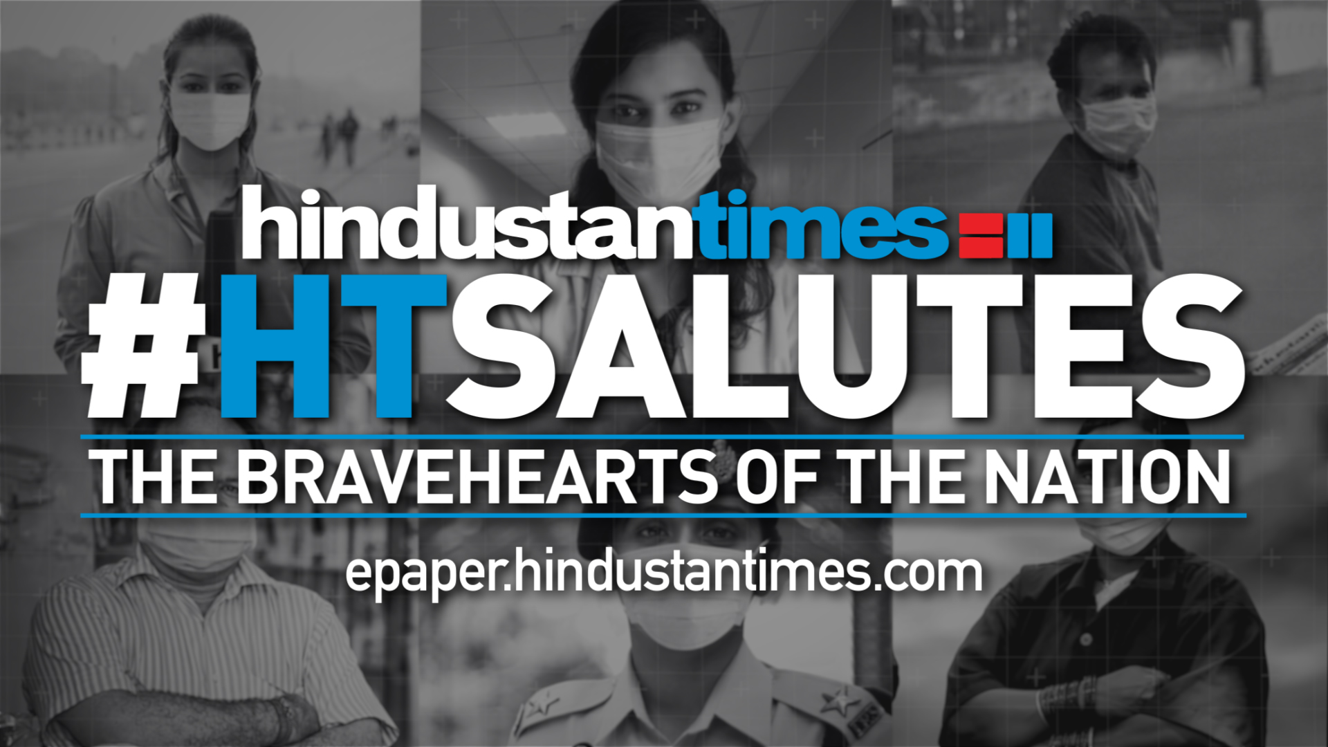 HT, Dentsu Impact create #HTSalutes for India's bravehearts