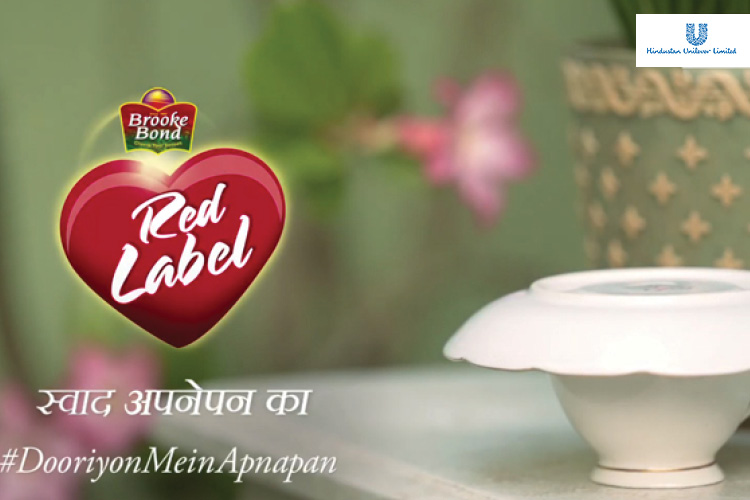 NEW BROOKE BOND RED LABEL 