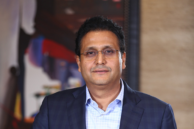 REGIONAL PRINT IS HOLDING STEADY AND GAINING GROUND: GIRISH AGARWAL